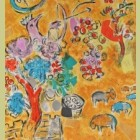 Marc Chagall (after) The Tribe of Joseph