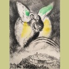 Marc Chagall God Will Have Pity on Jacob