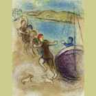 Marc Chagall The Young Methymneans
