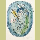 Marc Chagall The Game
