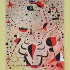 Joan Miro (after) Le crepuscule rose caresse les femmes et les oiseaux (The Rose Dusk Caresses the Woman and the Birds), Plate XXI