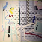 Roy Lichtenstein Virtual Interior: Portrait of a Duck