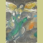 Marc Chagall Garments of Ministration, from The Story of Exodus