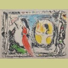 Marc Chagall Behind the Looking Glass