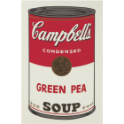 Andy Warhol Campbell's Soup I: Green Pea