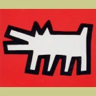 Keith Haring Icons Plate 2
