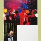 John Baldessari Accordionist (with Crowd)
