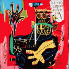 Jean-Michel Basquiat Untitled (Ernok)