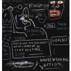 Jean-Michel Basquiat Untitled (Rinso)