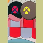 KAWS Blame Game Print No. 4