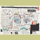Jean-Michel Basquiat King Brand