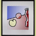 Roy Lichtenstein Still Life with Red Jar