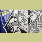 Roy Lichtenstein, Peace Through Chemistry IV