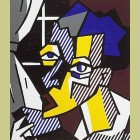 Roy Lichtenstein The Student