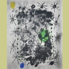Joan Miro Constellations, Lithograph II