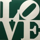 Robert Indiana Greenpeace Love