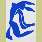 Henri Matisse (after) Nus Bleus VII