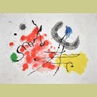 Joan Miro Le Lezard aux Plumes d'Or I, Plate XI