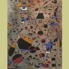 Joan Miro (after) Le 13 l'echelle a frole le firmament (On the 13th the Ladder Brushed the Firmament), Plate XII*