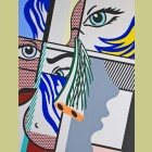 Roy Lichtenstein Modern Art II