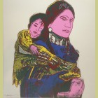 Andy Warhol Mother and Child (trial proof)
