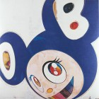 Takashi Murakami And Then and Then and Then and Then and Then (Original Blue)