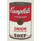 Andy Warhol Campbell's Soup I: Onion