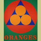 Robert Indiana Oranges