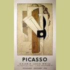 Pablo Picasso Picasso Collages