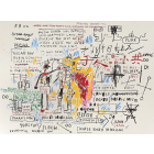 Jean-Michel Basquiat Boxer Rebellion