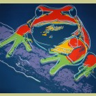Andy Warhol Pine Barrens Tree Frog