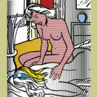 Roy Lichtenstein Two Nudes