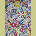 Takashi Murakami An Homage to Yves Klein Multicolor 1960 D