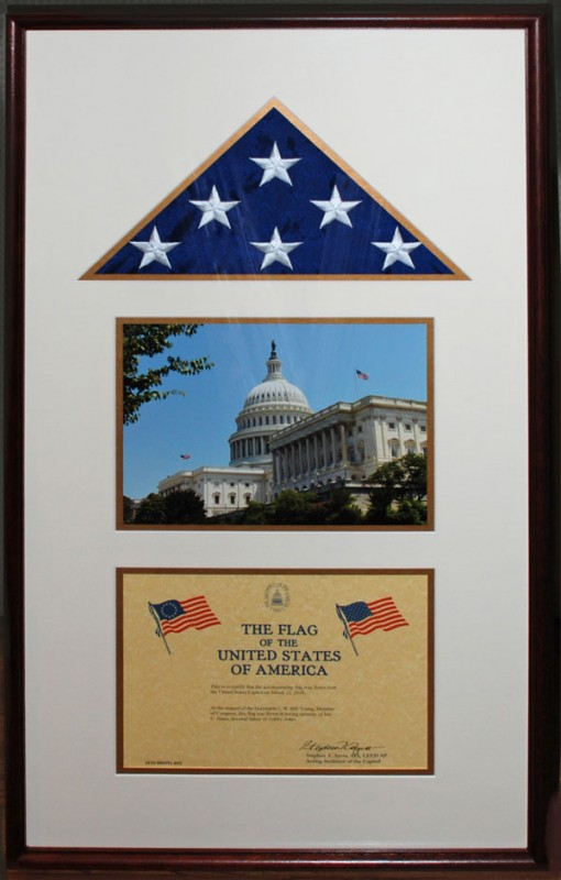 Image gallery   Certificates & Flags   Georgetown Frame Shoppe