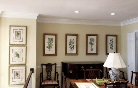 Merveilleux Georgetown Frame Shoppe Offers Expert Wall Art Hanging, Picture Hanging,  Mirror Hanging And Painting Installation Services To Clients Throughout The  DC ...